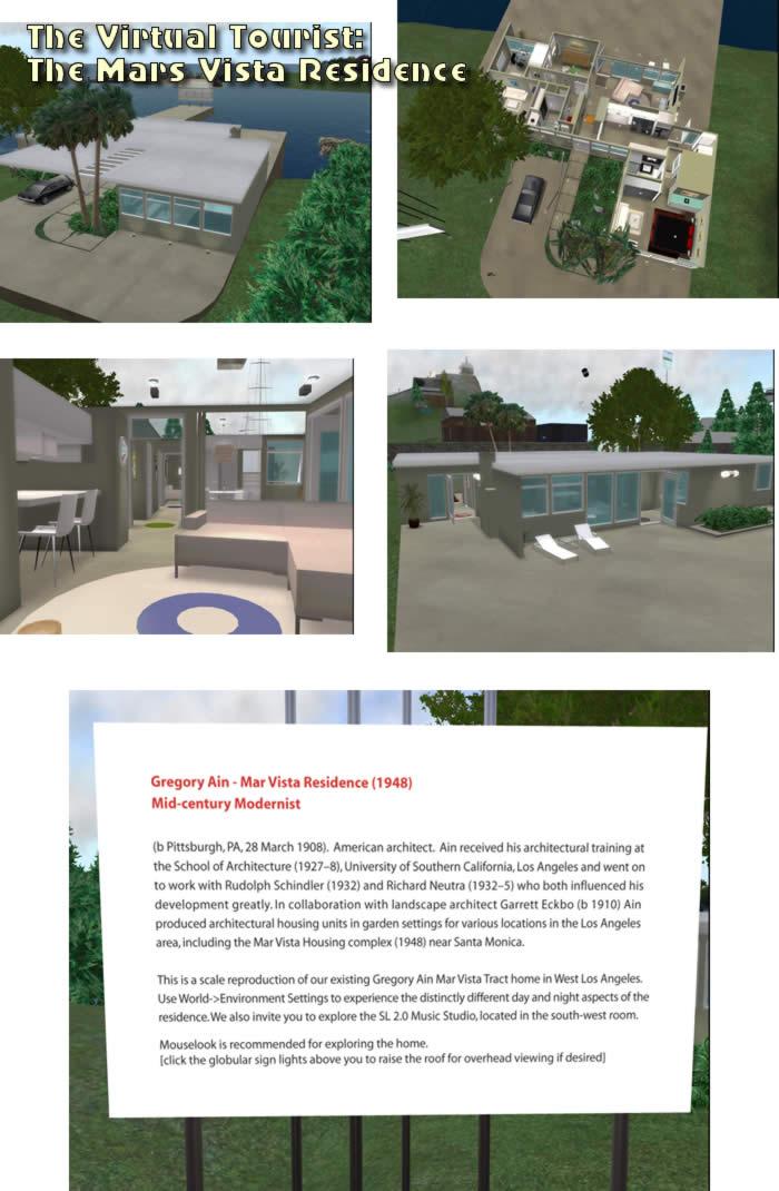 The Mars Vista Residence